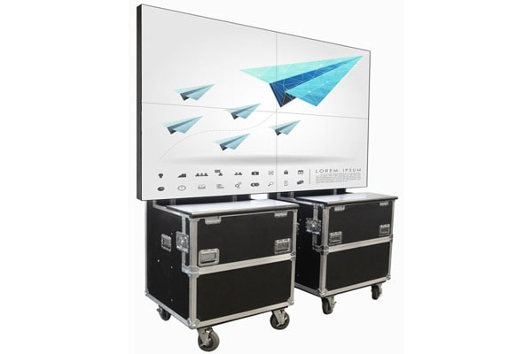 Mobile Video Wall